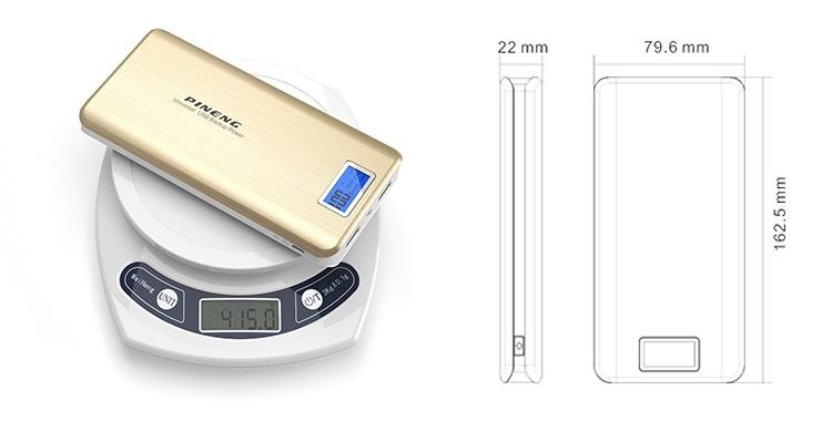 Pineng PN-999 вес и размеры